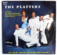 Disque Vinyle 45T LES PLATTERS - MY PRAYER -  MERCURY 14179 - 1957 BIEM - Rock