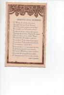DANTE  ALIGHIERI  , Scrittore , Sonetto Alla Madonna - Scrittori