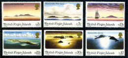 BRITISH VIRGIN ISLANDS 1980 - MNH** - Iles Vièrges Britanniques