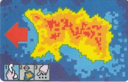 JERSEY ISL.(GPT) - Heat Map, CN : 16JERA(normal 0), Used - United Kingdom