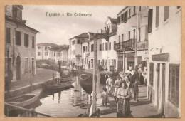 Burano -- Rio Colonnette - ANIMEE - Otras Ciudades