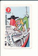 Humour Paquebot /  Bateau Le France ?????  // IM 45 - Non Classificati