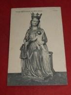 ESTINNES  -  Séminaire De Notre Dame De Bonne Espérance  -   Vierge  Miraculeuse  Du XIII Siècle - 1910 - ( 2 Scans) - Estinnes