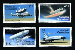 GRENADA GRENADINES 1981 - Space Shuttle MNH**