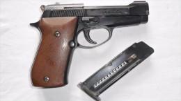 Pistolet D'alarme - Militaria