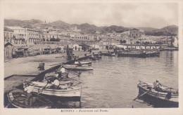 Messina-Panorama Col Porto - Italie