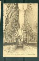 -�glise  d'Argenton chateau - inauguration de la statue de Sainte  th�r�se de l'enfant J�sus - 1er novembre 1930 rau80