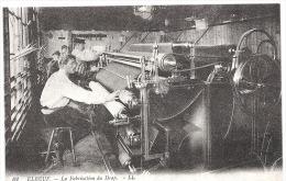 La Fabrication Du Drap - Elbeuf