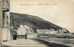 - Côtes D Armor -ref -C 426 - Brehec - Plouezec - L Arrivee - Le Village - Cafe Restaurant  - Carte Bon Etat - - Andere Gemeenten
