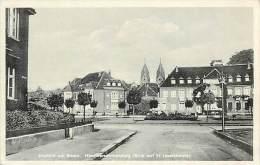 Réf : D-15-2524 :   KREFELD AM RHEIM - Krefeld
