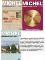 Rundschau MICHEL 7/2015 Sowie 7/2015-plus Neue Briefmarken 11€ New Stamps Of The World Catalogue And Magacine Of Germany - Aziatische Kunst