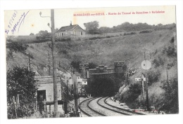 (5136-78) Bonnieres Sur Seine - Entrée Du Tunnel De Bonnières à Rolleboise - Bonnieres Sur Seine