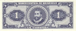 NICARAGUA P. 115 1 C 1968 UNC - Nicaragua