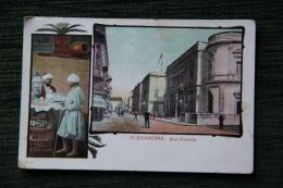 ALEXANDRIE - Rue Rosette - Alexandria