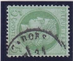 CACHET 1530   CAHORS   (44)     - REF 071510337 - Marcophilie (Timbres Détachés)