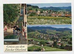SWITZERLAND - AK 236367 Grüsse Aus Dem Züricher Oberland - Rpsinli - Adelswil - Bäretswil - ZH Zürich