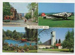 SWITZERLAND - AK 236370 Dübendorf ZH - ZH Zurich