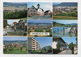 SWITZERLAND - AK 236395 Embrach / ZH - ZH Zürich