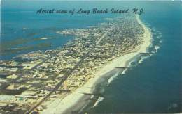 Aerial View Of Long Beach Island - Etats-Unis