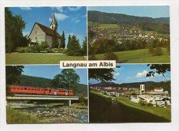 SWITZERLAND - AK 236498 Langnau Am Albis - ZH Zürich
