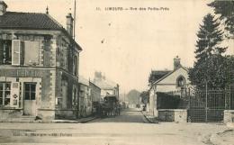 D 91 - LIMOURS - Rue Des Petits Prés - 791 - A - Limours