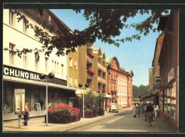 AK Zweibrücken, Mühlstrasse Mit Schloss - Zweibruecken