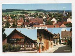 SWITZERLAND - AK 236551 Winterthur-Seen - ZH Zurich