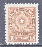 PARAGUAY  J 8   PORTO    * - Paraguay