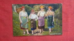 Costumi Ticinesi --1878 - Europe