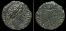 Thessaly Koinon Marcus Aurelius AE18 - Romaines