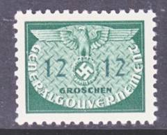 German Occupation Poland NO  19   * - Occupation 1938-45