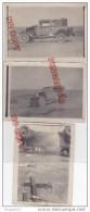 Au Plus Rapide Accident Voiture Ancienne Route De Mazagran 12 Juillet 1930 3 Photos - Automobili