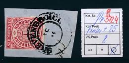 NDP-schönes Briefstück   ( Ff3724  ) Siehe Scan  ! - Conf. De L' All. Du Nord