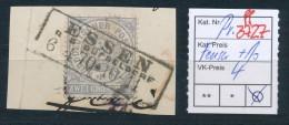 NDP-schönes Briefstück   ( Ff3727  ) Siehe Scan  ! - Conf. De L' All. Du Nord