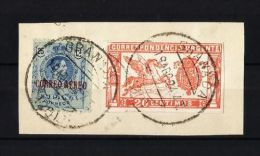 1925 Pegaso Sin DENTAR Y Alfonso XIII Medallon - Sin Dentar VC 75,00€ - 1889-1931 Reino: Alfonso XIII