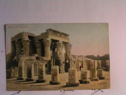 Temple Of Kom Ombo - Egypt