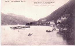 10056- Un Saluto Da MELIDE -ed. Phototype - TI Ticino