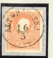 Heimat Bosnien+H. Alt Gradiska 16-3 Mi#13 II Briefstück - Bosnie-Herzegovine