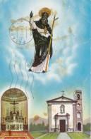 CAMPOFRANCO (CL) LA CHIESA DI S. FRANCESCO - Caltanissetta