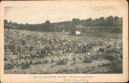 GUERRE 1914 - 1918 - LES ISLETTES - 12000 Sépultures - Guerre 1914-18