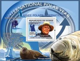 GUINEA 2007 - Polar Year, Penguins - YT BF700, Mi B1397 - Penguins