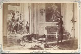 Réalier, Dumas, Bonaparte Au Sac Des Tuileries - Musées
