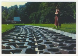 Anvers          Middelheim       18eme Biennale, Musée De Sculpture En Plein Air (Empreinte De Pneu S 155) - Sin Clasificación