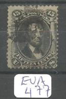 EUA Scott  98 F Grill  Very Good YT 28 A # - Used Stamps
