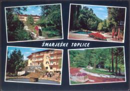 Smarjeske Toplice (terme) Postcard Not Travelled Bb - Slovénie