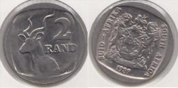 Sud Africa 2 Rand 1989 Km#139 - Used - Sud Africa