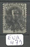 EUA Scott  91 E Grill Very Good YT 28 A # - Used Stamps
