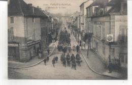 7791. Paray Le Monial, Avenue De La Gare - Paray Le Monial