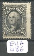 EUA Scott  69 (x) YT 23 # - 1847-99 General Issues