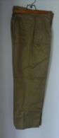 Pantalon De Travail Militaire - Uniforms